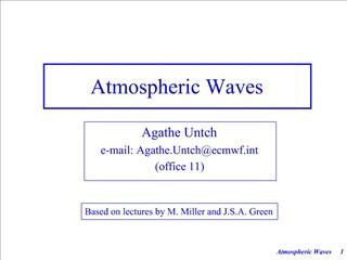 Atmospheric Waves