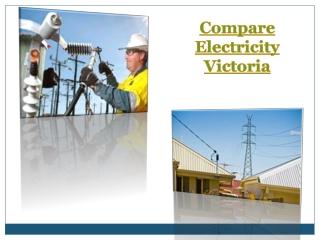 Compare Electricity Victoria