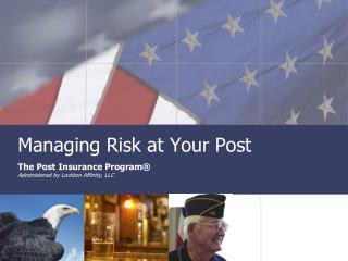 Managing Risk at Your Post