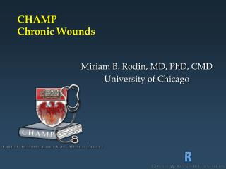 CHAMP Chronic Wounds