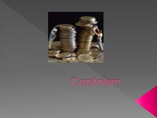 Capitalism in a curse
