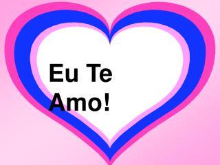 Eu te amo