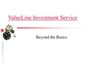 ValueLine Investment Service