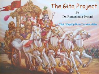 The Gita Project