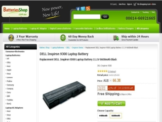 Dell Inspiron 9300 Battery Overview You Need to Know