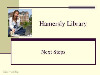 Hamersly Library