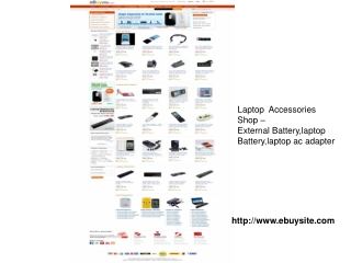 eBuysite-External-Battery、Chargers-Shop