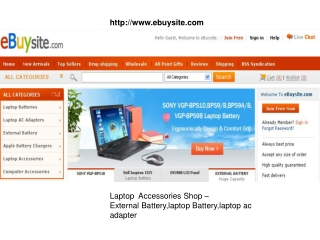 eBuysite-Computer Accessories-Shop
