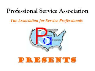 Professional Service Association