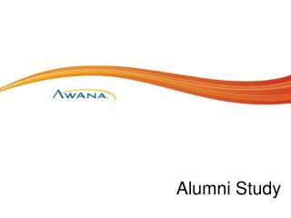 Alumni Study