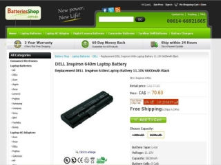 Extend the Life of Your Dell Inspiron 640M Battery