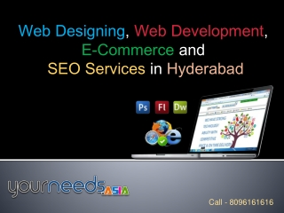Best Website Designing Company, Hyderabad SEO Services