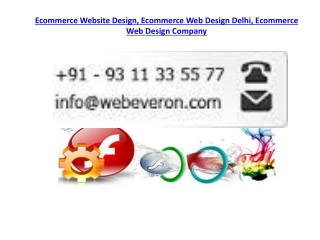 Best Ecommerce Website Design