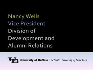 Alumni Relations and Philanthropy  University of Washington