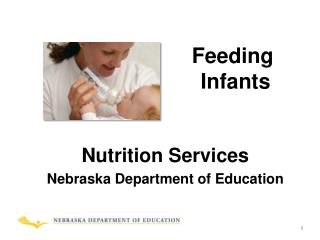 Infant Meals and Required Records in the CACFP
