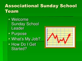 Associational Sunday School Team