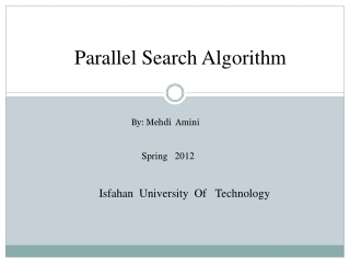 Artificial Intelligence Problem solving by searching