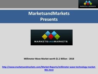 Millimeter Wave Market
