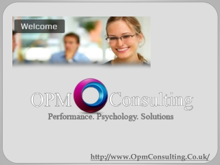 Business Psychology Consultancy | Occupational Psychologists