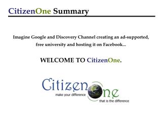 Imagine Google and Discovery Channel creating an ad-supported