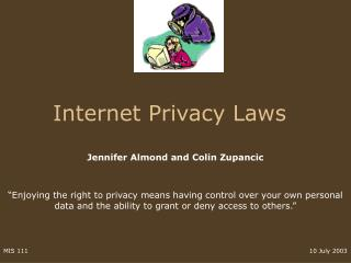 Internet Privacy Laws
