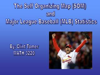 Introduction to the Self Organizing Map SOM Dataset Overview Description of the experiment