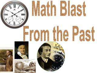 Banneker Blast From The Past - World of Teaching