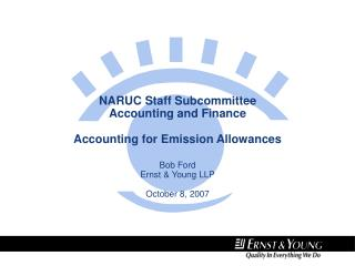 Background   History of the Emission Allowance