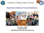 Financial Readiness and Personal Finance - Association of Military ...