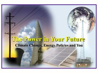 With a shortage of electric capacity, huge increases in demand for power, and the cost of climate change, we have the m