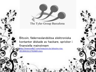 Financial The Tyler Group Information News