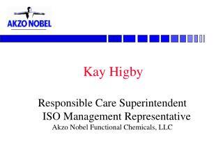 Kay Higby
