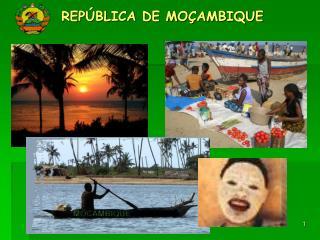 REP BLICA DE MO AMBIQUE