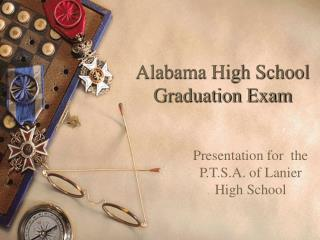 Alabama High School Graduation Exam