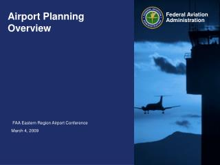 Airport Planning Overview