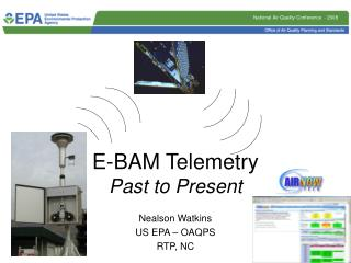 E-BAM Telemetry Past to Present