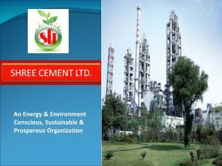 Slide 1 - Shree Cement