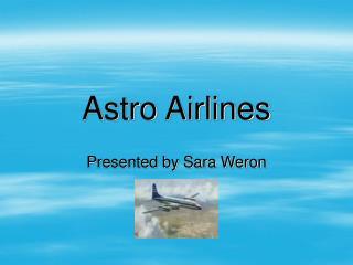 Astro Airlines