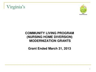 Community Living Program - 2