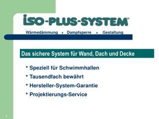 Das sichere System