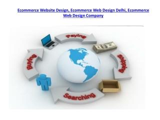 Ecommerce Website Delhi @ 9311335577