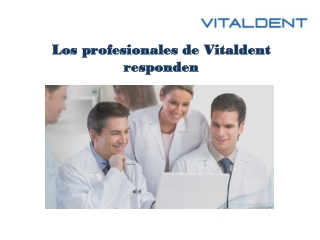 Clinicas vitaldent albacete y las fundas de zirconio