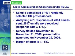 Leave Administration Challenges under FMLA2
