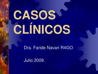 CASOS CL NICOS