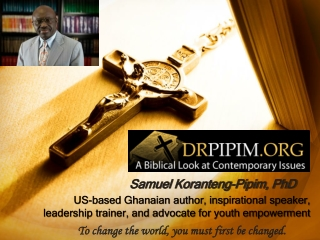 Samuel Pipim - Leadership Trainer and advocate for youth emp