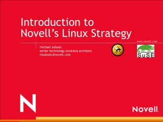 Introduction to Novell