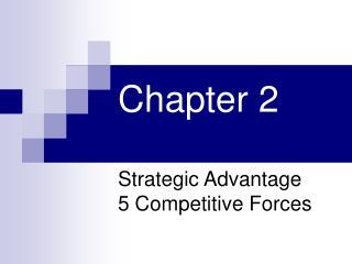 Strategic Advantage 5 Competitive Forces