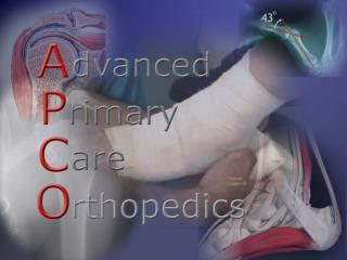 Evaluation of the Injured Shoulder May 26, 2005