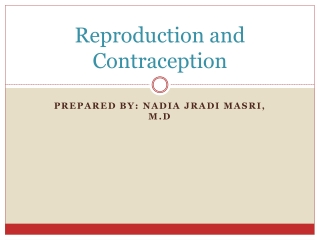 Hormonal Contraception in Women of Older Reproductive Age