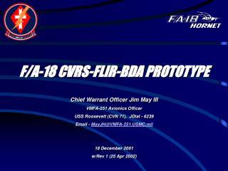 CVRS-FLIR-BDA-PROTOTYPE
